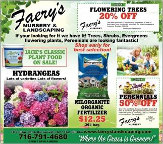 Jack's Classic Plant Food On Sale!