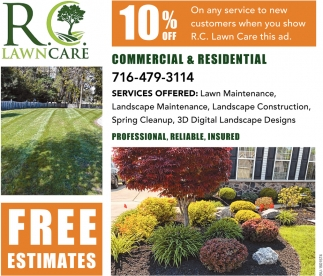Commercial & Residential