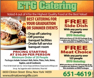 ETG Catering