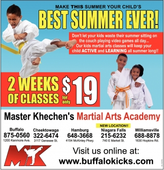 Make this Summer Your Child's Best Summer Ever!