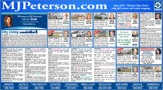 Western New York's Only Full-Service Real Estate Company