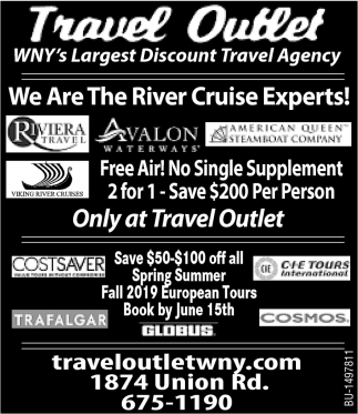 We are The River Cruise Experts!