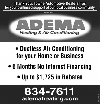 Ductless Air Conditioning for Your Home or Business