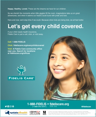 Let's Get Every Child Covered