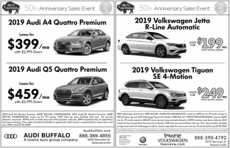 50th Anniversary Sales Event