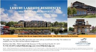 Luxury Lakeside Residence