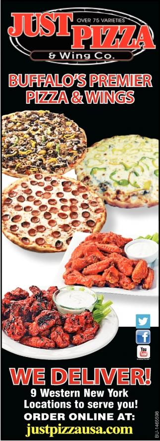 Buffalo's Premier Pizza & Wings