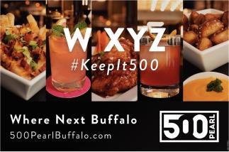 Where Next Buffalo