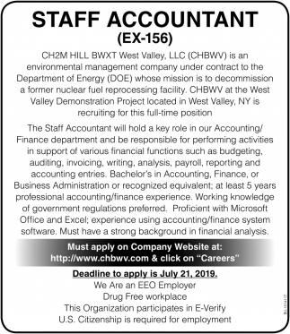 Staff Accountat