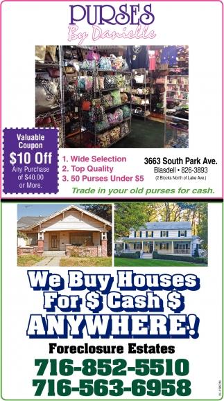 Purses by Danielle - Foreclosure Estates
