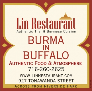Authentic Food & Atmosphere
