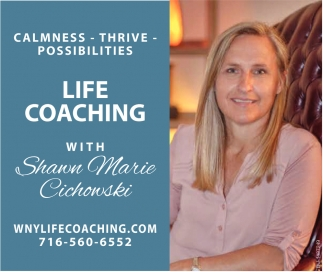 Life Coaching with Shawn Marie Cichowski