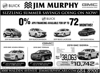 Sizzling Summer Savings Going On Now!