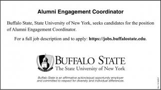 Alumni Engagement Coordinator