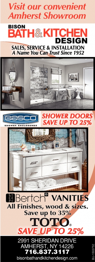 Visit Out Convenient Amherst Showroom