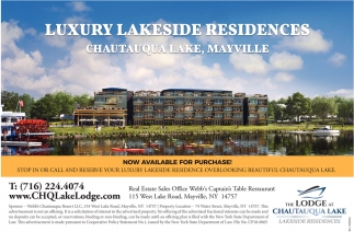 Luxury Lakeside Residences