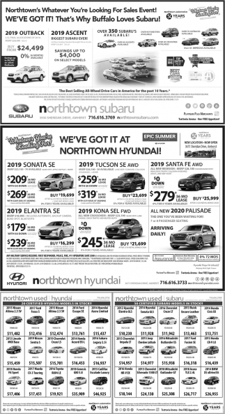 Northtown's Whatever You're Looking for Sales Event!