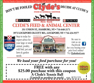 Clyde's Feed & Animal Center