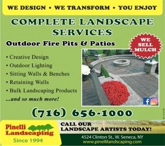 Complete Landscape Services