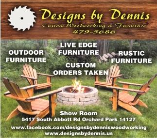 Custom Woodworking & Furniture