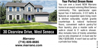 Your Perfect Dream Home