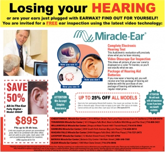 Complete Electronic Hearing Test