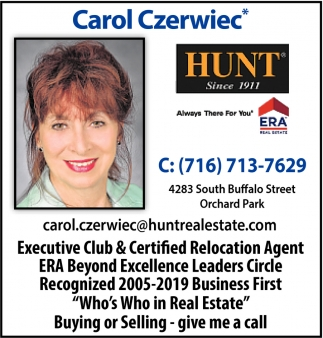 Executive Club & Certified Relocation Agent