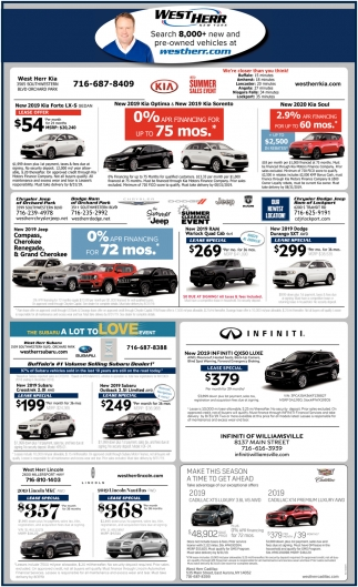 Search 8,000+ New and Pre-owned Vehicles, West Herr, Orchard