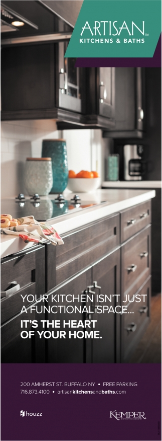 Your Kitchen Isn\'t Just a Functional Space, Artisan Kitchens ...