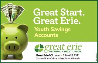 Youth Savings Accounts