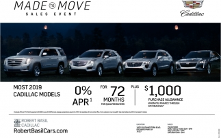Made to Move Sales Event