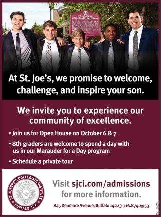 We Invite You to Experience Our Community of Excellence