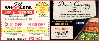 Dino's Catering