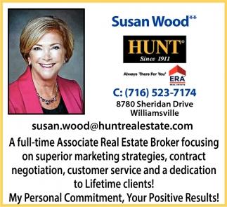 A Full-Time Associate Real Estate Broker