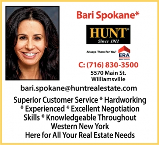 Here for All Your Real Estate Needs