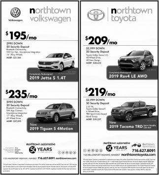 Northtown Volkswagen & Northtown Toyota