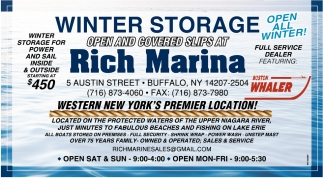 Open All Winter!