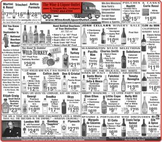 The Wine & Liquour Outlet