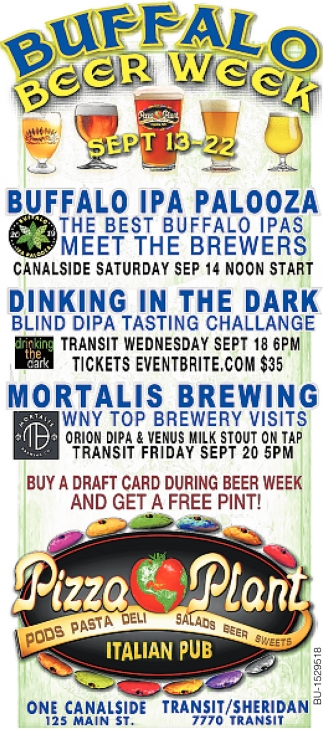Buffalo Beer Week