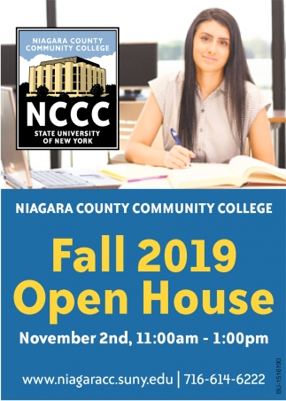 Fall 2019 Open House