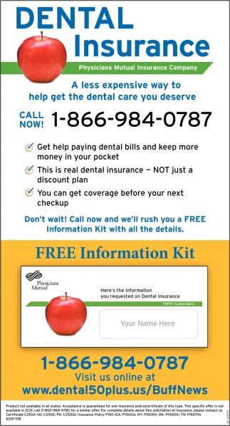 Free Information Kit