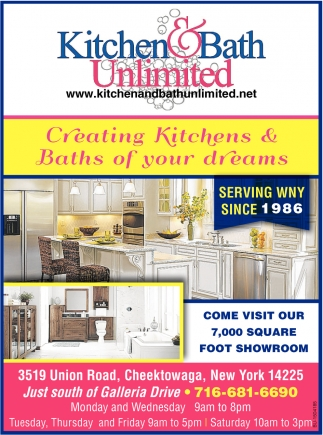Creating Kitchens & Baths of Your Dreams, Kitchen & Bath ...