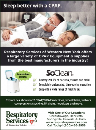Sleep Better with a CPAP