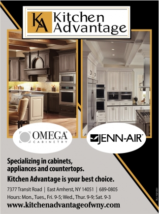 Specializing In Cabinets, Appliances And Countertops