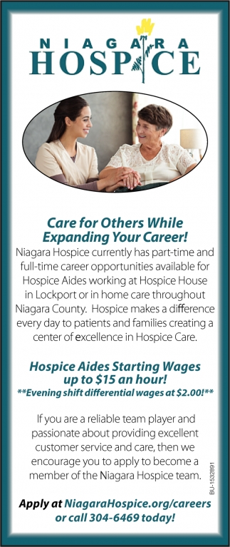 Care for Others While Expanding Your Career!
