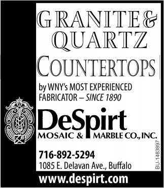 Granite & Quartz Countertops