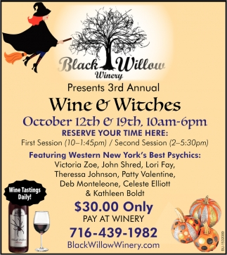 Wine & Witches