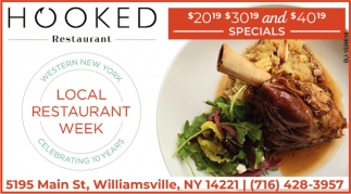 Local Restaurant Week