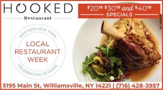 Local Restaurant Week