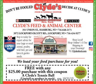 Feed & Animal Center
